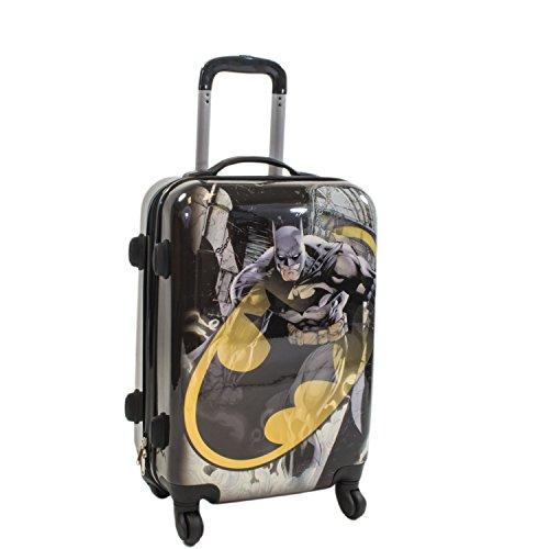 9916c6c868c5 DC Comics Kids' Batman, Multi Colored - LuggageBee | LuggageBee
