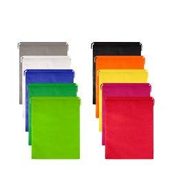 Travel Shoe Bags, 10 Pack Rainbow Drawstring Shoe Bags