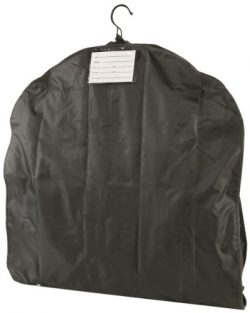 Conair Travel Smart Nylon Garment Bag, Black