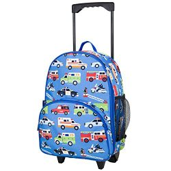 Olive Kids Heroes Rolling Luggage