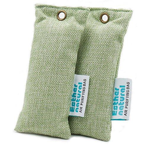 Gym Bag Odor: Esther Natural Mini Air Purifying Bags; Deodorizer And