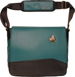 Star Trek – TNG Sciences Blue – Uniform Messenger Bag