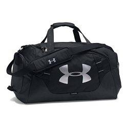 f9309eab66ef Nike- Brasilia 6 Medium Duffel Bag Midnight Navy Black White ...