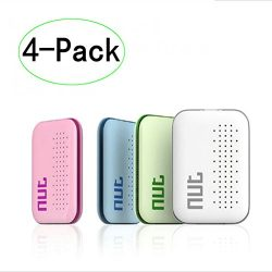 iTag Nut 3th@ cell phone Bluetooth Anti-lost Tracker Tracking Wallet Key luggage Finder Riminder ...
