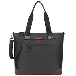 Women Laptop Bag 15.6 Inch,DTBG Nylon Multifunctional Classic Work Travel Messenger Shoulder Bag ...