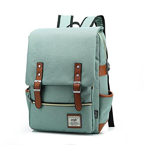 600b7d8196db UGRACE Slim Business Laptop Backpack Elegant Casual Daypacks Outdoor Sports Rucksack  School Shou .