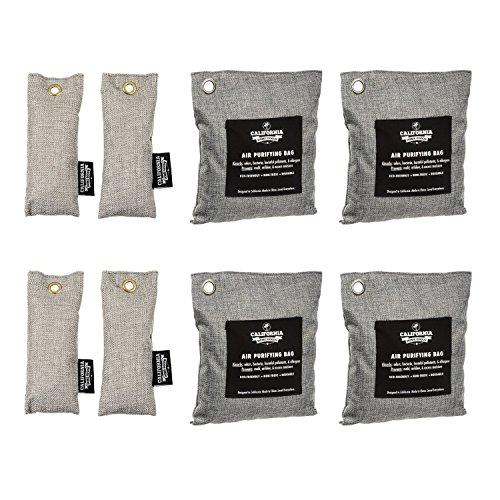 Gym Bag Odor: Charcoal Deodorizer Gym Bag & Shoe Odor