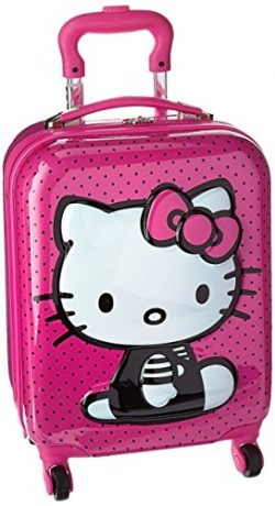 Heys Girls 3D Pop up Spinner, Hello Kitty