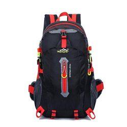 Sinwo 40L Outdoor Hiking Camping Waterproof Nylon Travel Rucksack Backpack Bag Waterproof Backpa ...