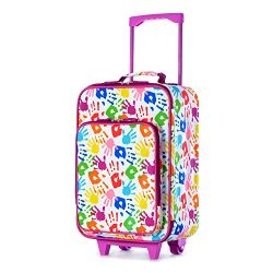 Olympia Kids 17 Inch Carry-On Luggage, Hand, One Size