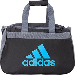 adidas Diablo Small Duffel Limited Edition Colors- Exclusive (Black/Bright