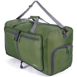 JETPAL Spacious Foldable Duffel Bag (Large)