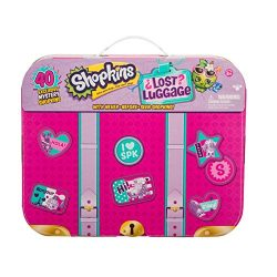 Exclusive Shopkins World Vacation LIMITED Edition – Lost Luggage – MEGA Collection o ...