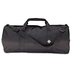 Northstar SD 1430 Diamond Ripstop Series Gear and Duffle Bag, 14 x 30-Inch, Midnight Black