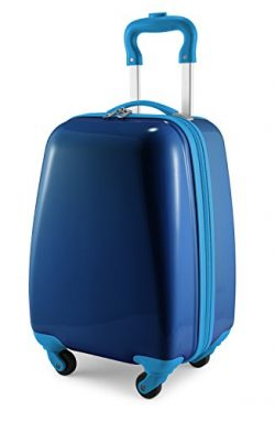Hauptstadtkoffer Kids Luggage Children's Luggage Suitcase Hard-Side Glossy Multicoloured D ...