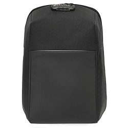 Naturalife Anti Theft Laptop Backpack Shockproof Travel Bag with TSA-Approved Luggage Lock