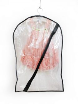 Clear Children's Child Baby Garment Bag–Infant, Child, Clothing Bag Protector