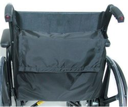 Wheelchair Bag by Duro-Med – Storage Bag for Items & Accessories – Travel Storag ...