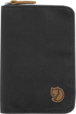 Fjallraven Travel Wallet, Dark Grey