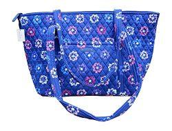 Vera Bradley Miller Travel Tote Bag, Ellie Flowers