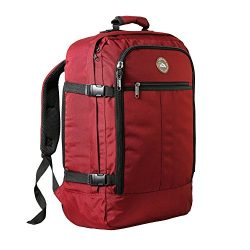 Cabin Max Metz Backpack Flight Approved Carry on Bag 44 Liter – 21″ X 15″ X 8& ...
