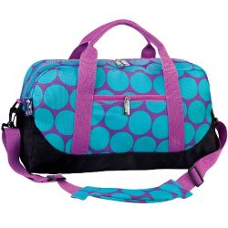 Overnight Duffel Bag by Wildkin Children's Duffel Bag with Carrying Handles and Padded Shoulder  ...