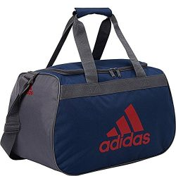 adidas Diablo Small Duffel Limited Edition Colors- Exclusive (Real Blue / Onix /