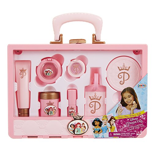 Disney Princess Style Collection Makeup Travel Tote