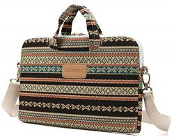 Dachee Bohemian Laptop Messenger Bag 15 Inch Laptop Briefcase 15.4 Inch /15.6 Inch for Macbook P ...