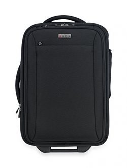 Sparrow II Wheeled Garment Bag (Black) – TSA FastPass Laptop Storage System To Breeze Thro ...