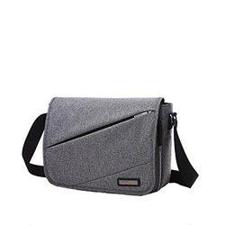 Laptop Bag, 12 Inch Macbook Bag, Campus Messenger Bag