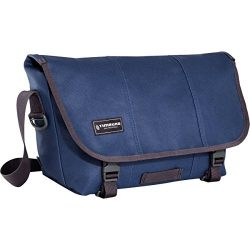 Timbuk2 Classic Messenger Bag, Heirloom Waxy Blue, Medium