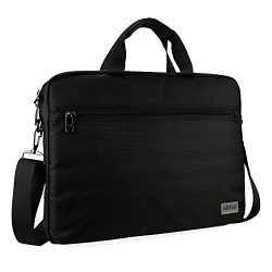 Laptop Bag, Beyle 15.6 inch Laptop Case, Briefcase Messenger Shoulder Bag for Men Women, College ...