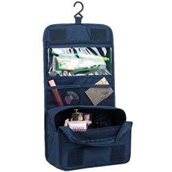Itraveller Hanging Toiletry Bag- Travel Organizer Cosmetic Make up Bag case for Women Men Shavin ...