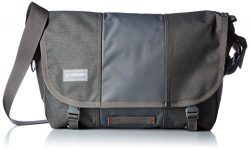 Timbuk2 Classic Messenger Bag, Gunmetal/Adobe, Small