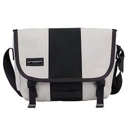 Timbuk2 Classic Messenger Bag, Heirloom White/Black, X-Small