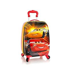 Heys Disney Kids Multicolored 18 Inch Carry-on Spinner Luggage – Cars