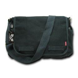 Rapiddominance Classic Military Messenger Bags, Black