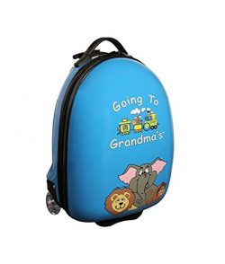 Children's Carry-on Luggage in Blue