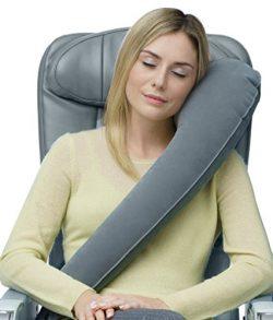 Travelrest Ultimate Travel Pillow/Neck Pillow – Ergonomic & Adjustable – Best Ac ...