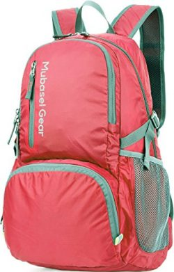 Backpack – Durable Packable Lightweight Backpacks for Travel Hiking – Daypack for Wo ...