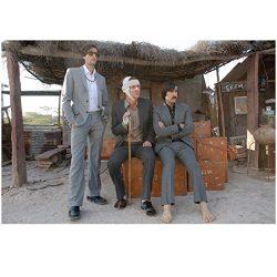 The Darjeeling Limited 8×10 Photo Adrian Brody Standing w/Jason Schwartzman & Owen Wils ...