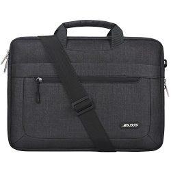 Mosiso Messenger Laptop Shoulder Bag for 17-17.3 Inch MacBook/Notebook/NetBook/Chromebook/Tablet ...
