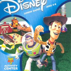 Disney/Pixar's Toy Story 2 Activity Center (Jewel Case)