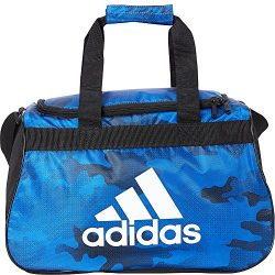 4dac7cf2247 adidas Diablo Small Duffel Limited Edition Colors- Exclusive (Blue Data