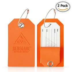 TRAVEL LUGGAGE TAGS – Best Bag Tag For Men and Women to Stop Loss of Suitcases