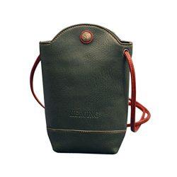 Sunyastor Hot Sale! Women Messenger Bags Slim Crossbody Shoulder Bags Handbag Small Body Bags Wo ...