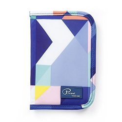 Passport Wallet Holder for Men&Women,RFID Blocking Travel Waterproof Credit Card&Money B ...