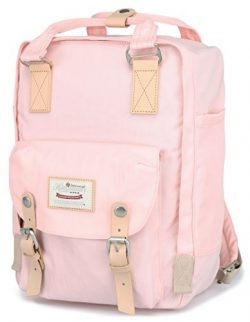 Himawari Backpack/Waterproof Backpack 14.9″ College Vintage Travel Bag for Women,13inch L ...