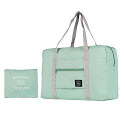 Travel Foldable Duffel Bag for Women & Men,Lightweight Waterproof Carry-on Bag,Travel Luggag ...